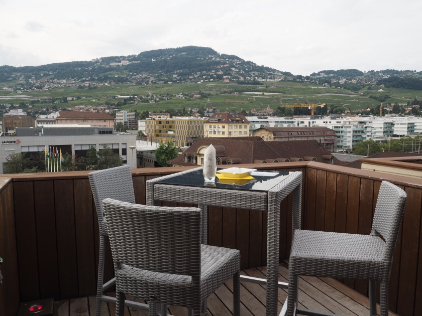 Rooftop, Hôtel Astra
