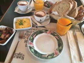 Pancakes au Café de Grancy - Brunch du Dimanche