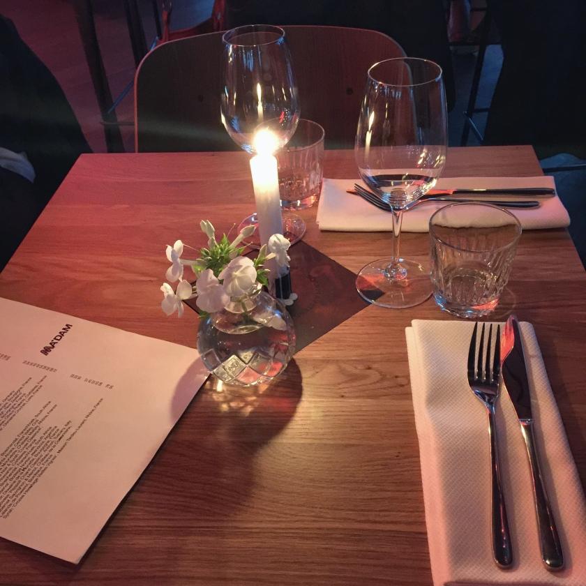 Madam Restaurant Amsterdam