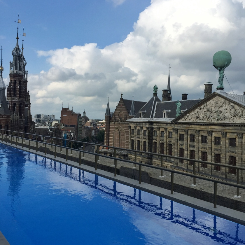 W Amsterdam Rooftop
