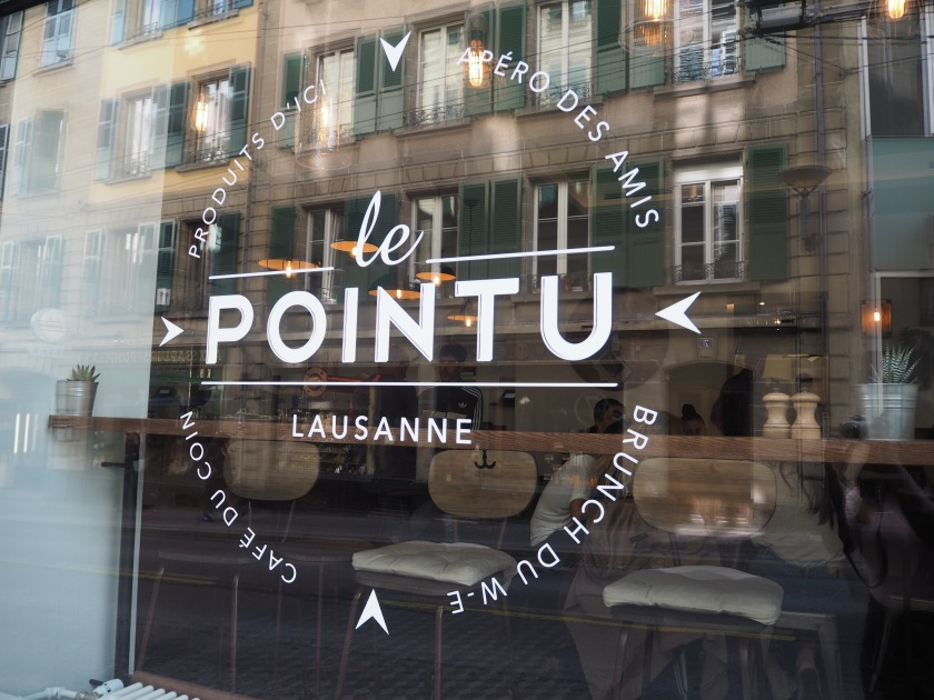Sunday Brunch Pointu Lausanne