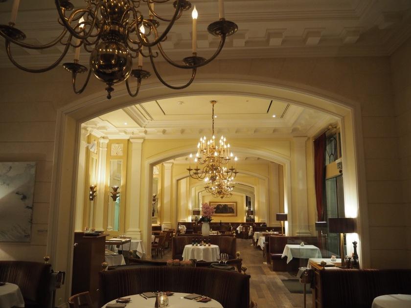Brasserie du Beau Rivage Lausanne