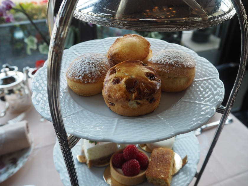 Afternoon Tea Geneve Hotel d'Angleterre