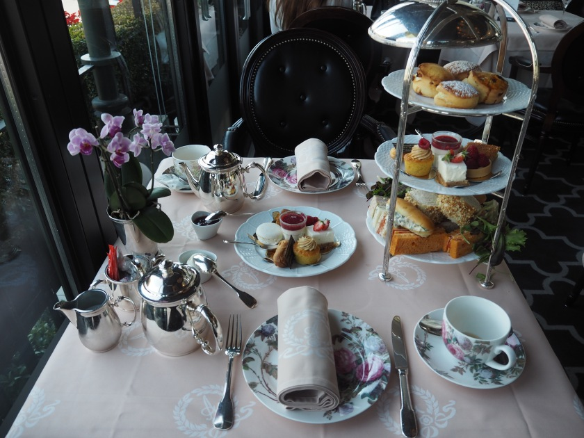 Afternoon Tea Hotel d'Angleterre