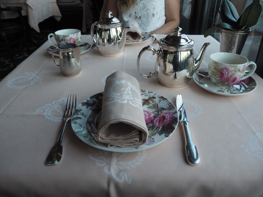 Afternoon Tea Hotel d'Angleterre geneve
