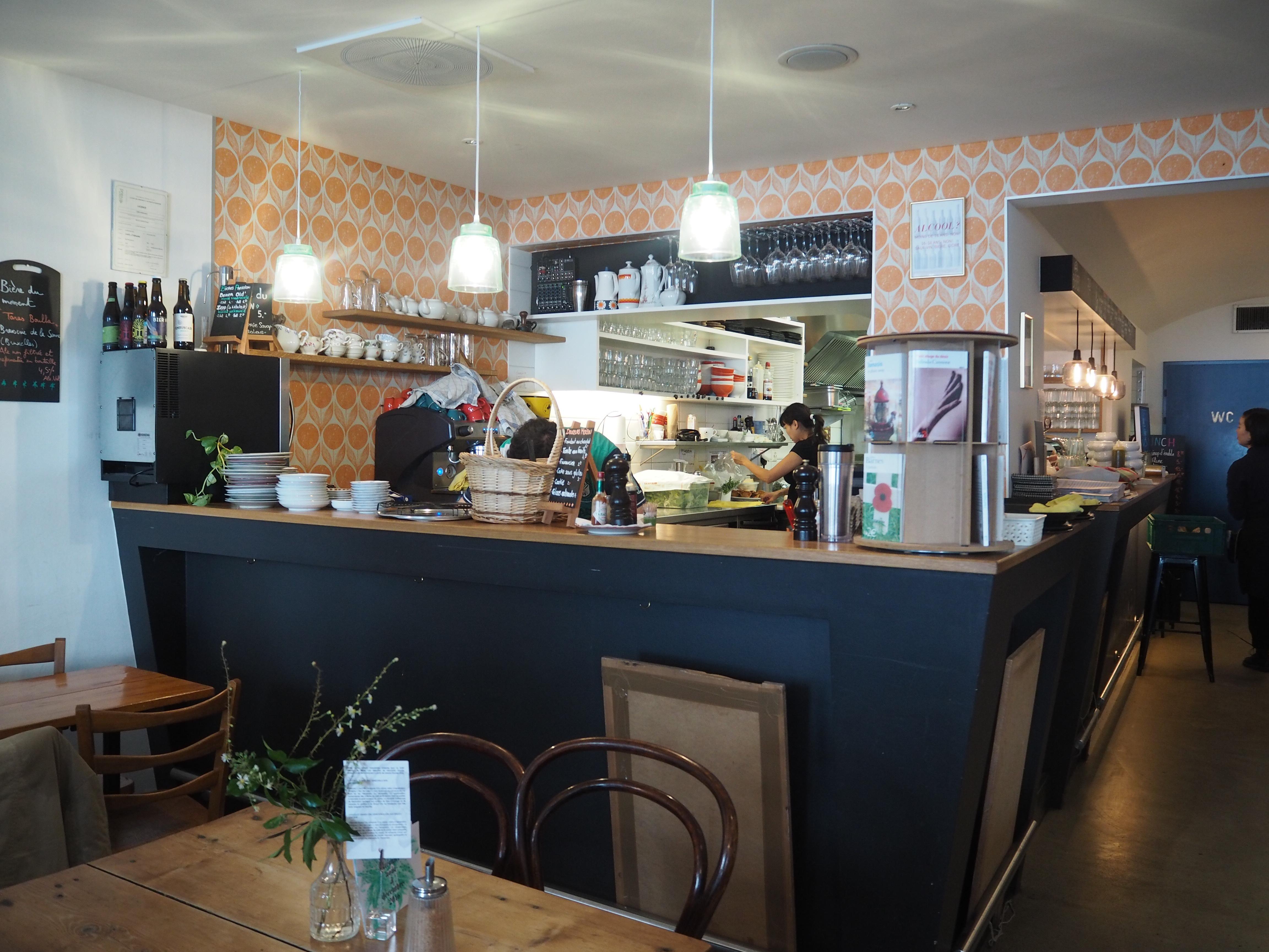 Brunch Le Café Littéraire