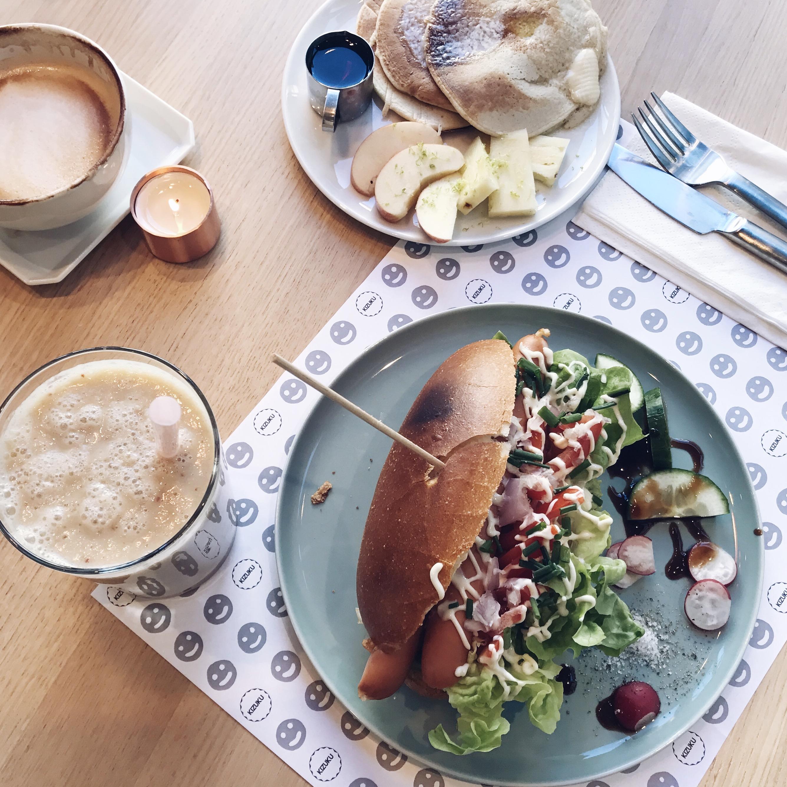 KIZUKU Café Vevey Brunch