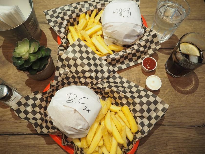 Rando Burger Montreux