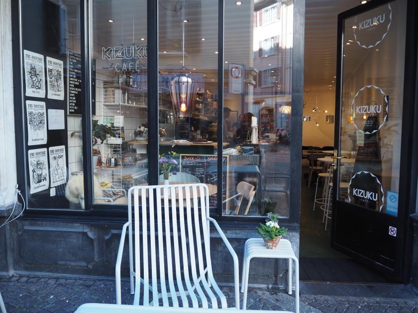 Café Kizuku Brunch Vevey