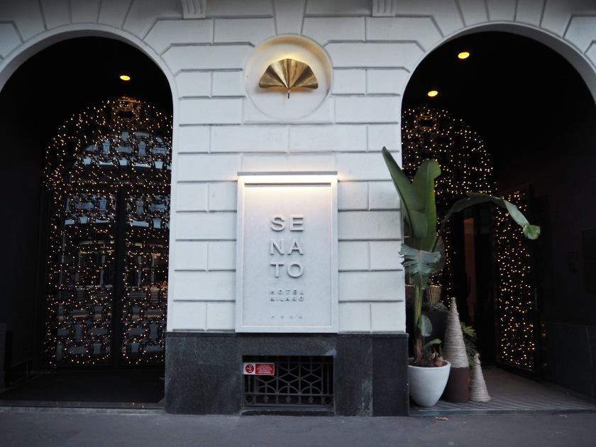 Senato Hôtel Milan