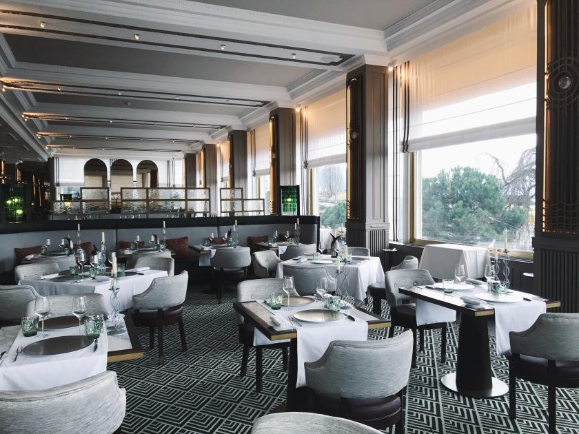 Montreux Palace MP's Bar et Grill