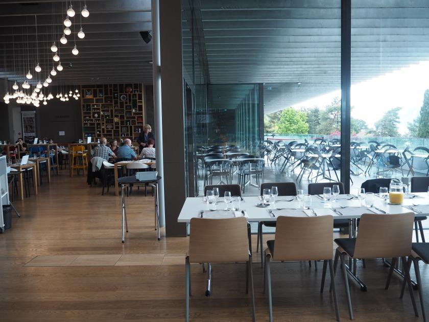 Brunch Tom Café Musée Olympique