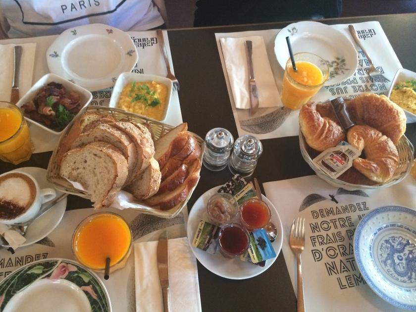 Ou bruncher à Lausanne Café de Grancy