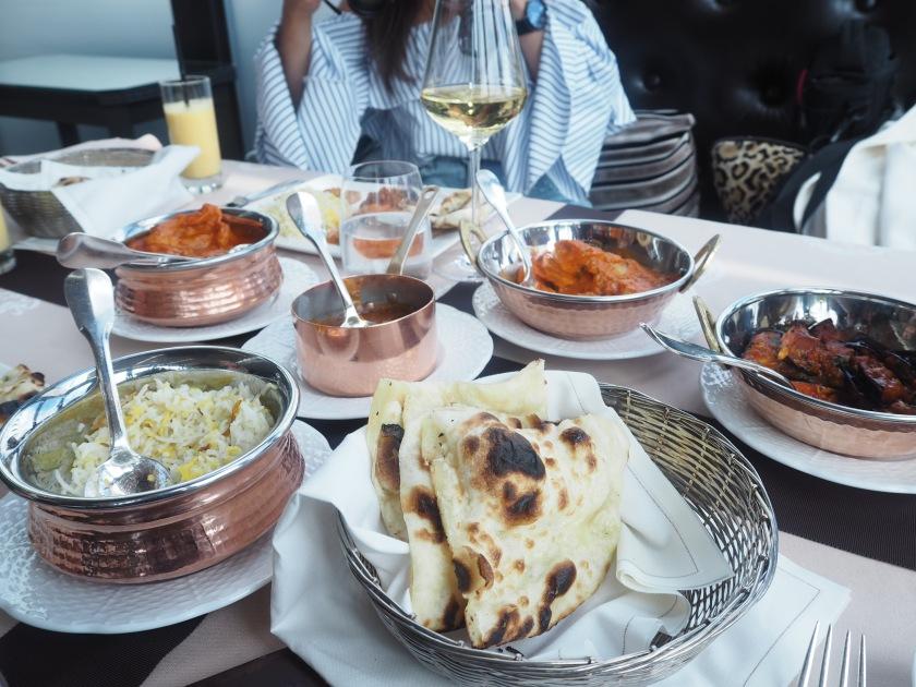 Genève Hôtel Angleterre festival Indien