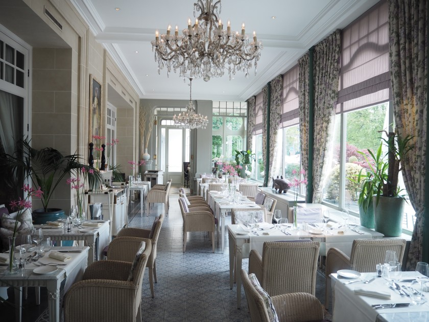 grand hôtel du lac Vevey brunch
