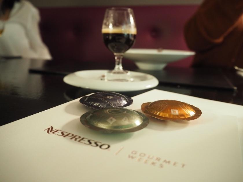 Nespresso Gourmet Lausanne Palace