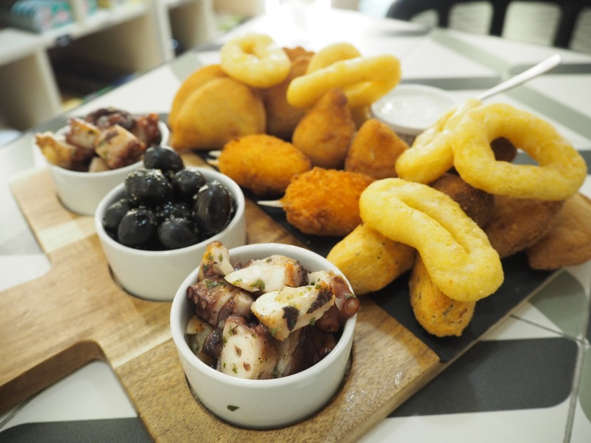 The Med Market Restaurant Portugais Nyon