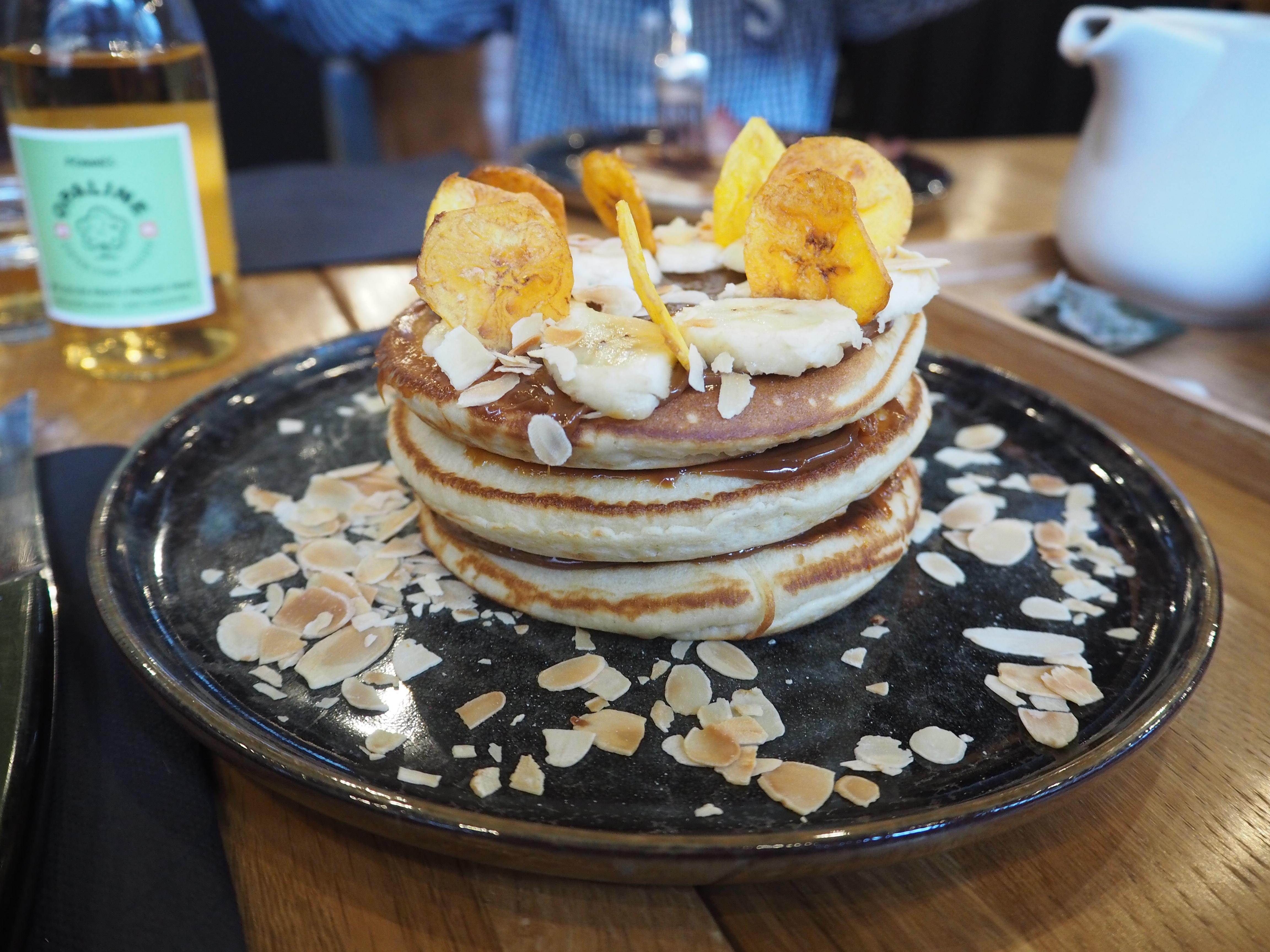 Brew Vevey Brunch Pancakes