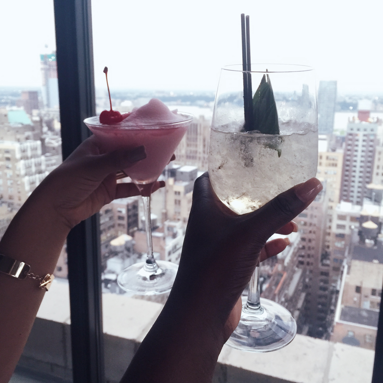 Meilleur NYC branchement bars