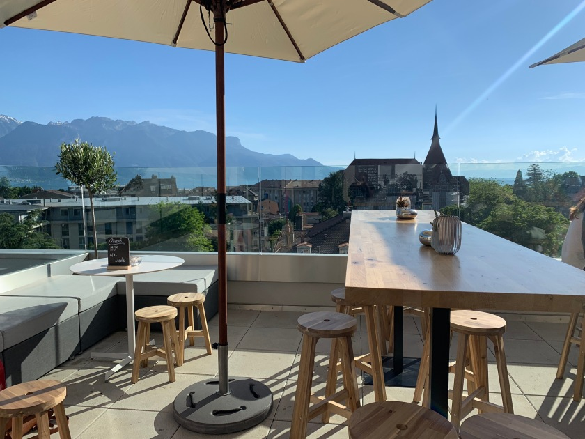 Rooftop Vevey Ta Cave